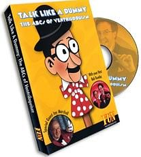 Talk Like a Dummy: ABC's of Ventriloquism - magic