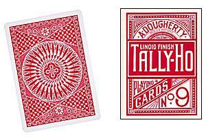 Tally-Ho Circle Back Playing Cards - magic
