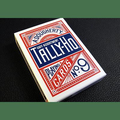 Tally-Ho Gaff Deck - magic
