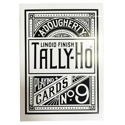 Tally-Ho Limited Edition Reverse Circle Back Playing Cards - magic