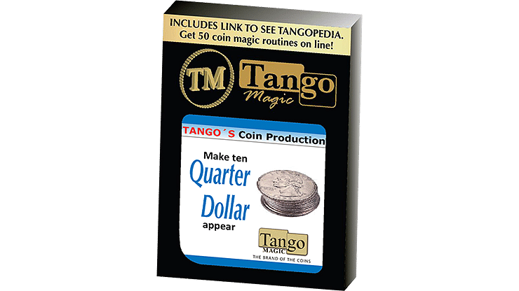 Tango Coin Production - magic