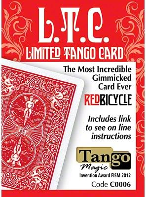 Tango Limited Card - magic