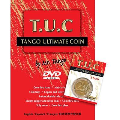Tango Ultimate Coin - 2 Euros - magic