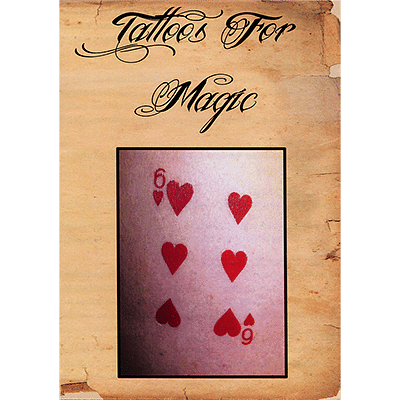 Tattoos (10 pack)