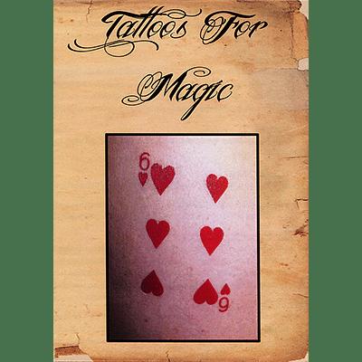 Tattoos (10 pack) - magic