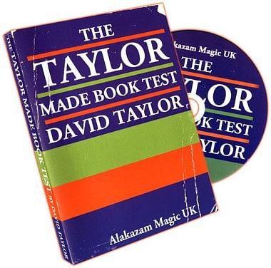 Taylor Made Book Test