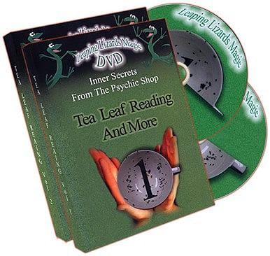 Tea Leaf Reading and More - magic