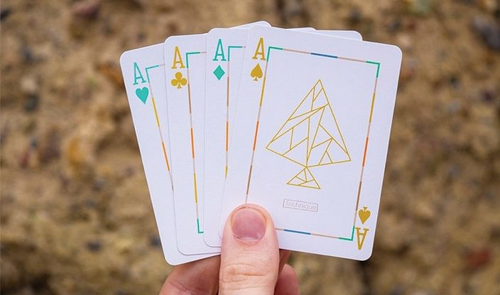Technique V2 Cardistry Playing Cards