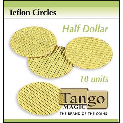 Teflon Circle Half Dollar size - magic