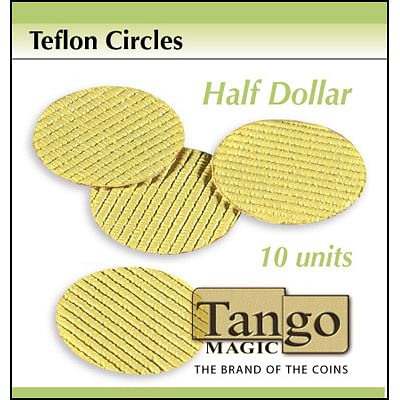 Teflon Circle Half Dollar size - magic