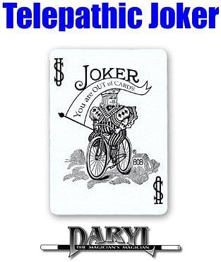 Telepathic Joker - magic