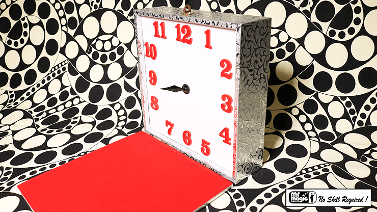 Telepathy Clock - magic