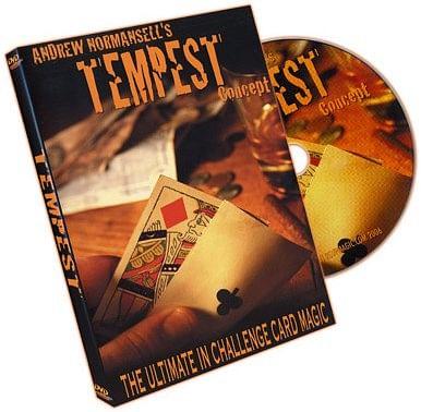Tempest Concept - magic
