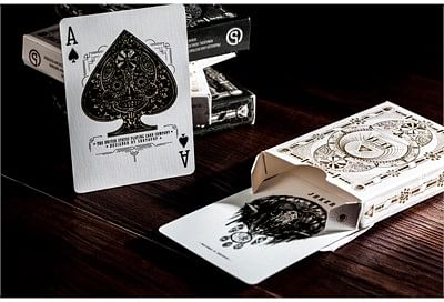 Templar Deck Limited Edition (Brown)