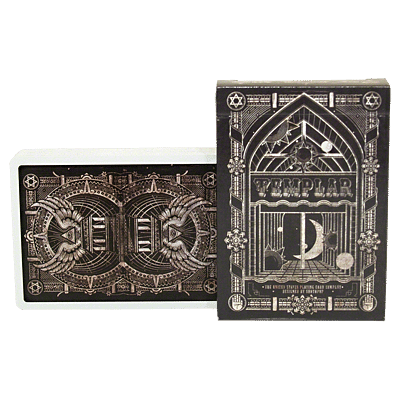 Templar Deck Limited Edition (Brown) - magic