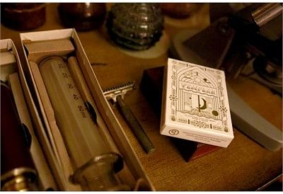 Templar Deck Limited Edition (Gold)