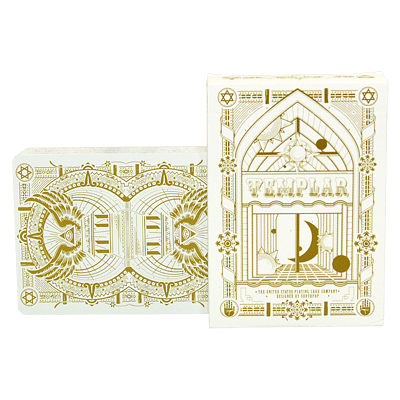 Templar Deck Limited Edition (Gold) - magic