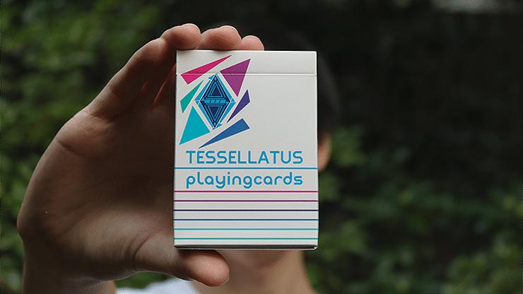 Tessellatus Playing Cards - magic