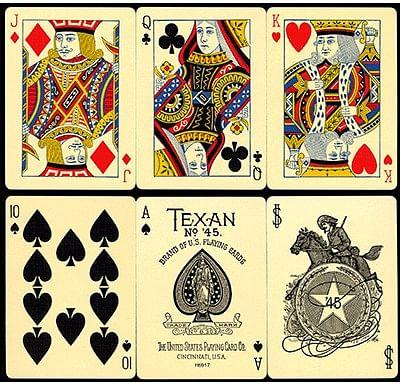 Texan 1889 Deck