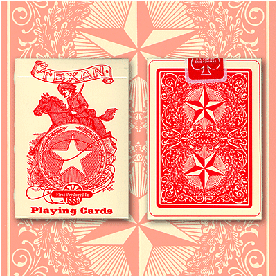 Texan 1889 Deck - magic