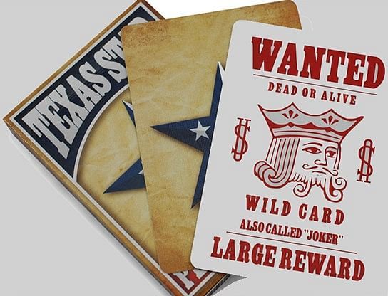 Texas Star Playing Cards