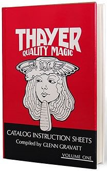Thayer Quality Magic Volume 1 - magic