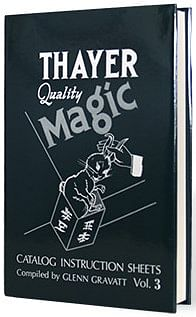 Thayer Quality Magic Volume 3 - magic
