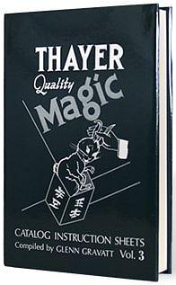 Thayer Quality Magic Volume 3 - magic