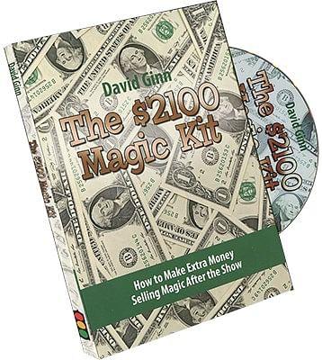 The $2100 Magic Kit - magic