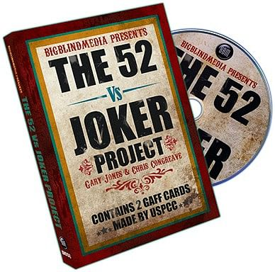 The 52 vs Joker Project - magic