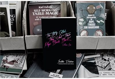 The 80's Called...They Want Their Magic Book Back