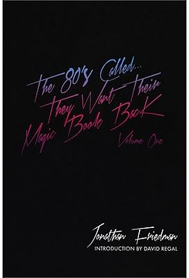 The 80's Called...They Want Their Magic Book Back - magic