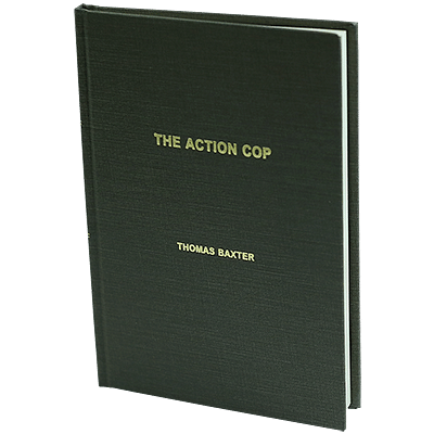 The Action Cop (Limited Edition Hardback) - magic