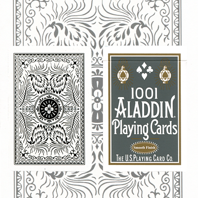 Aladdin Playing Cards - magic