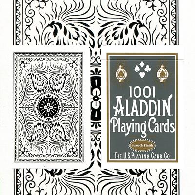 Aladdin Playing Cards - magic
