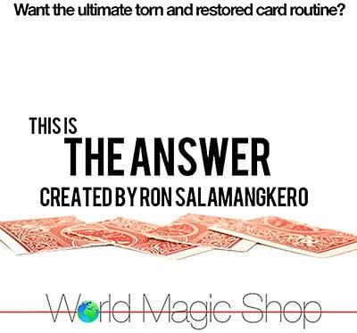 The Answer - magic