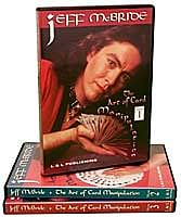 The Art of Card Manipulation Volumes 1-3 - magic