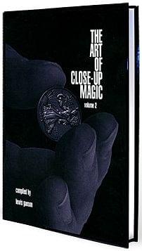 The Art of Close Up Magic Volume 2 - magic