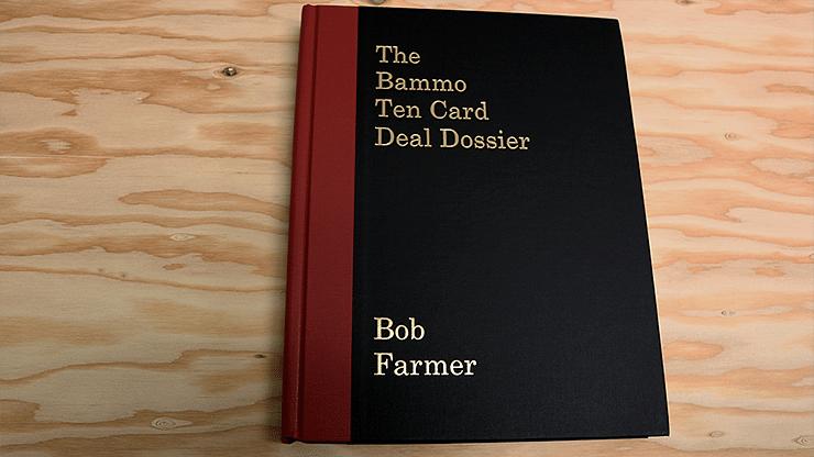 The Bammo Ten Card Deal Dossier - magic