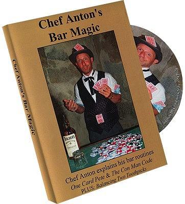 The Bar Magic of Chef Anton - magic