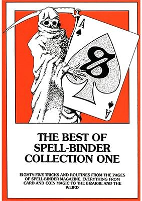 The Best of Spell Binder Collection one - magic