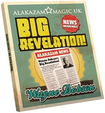 The Big Revelation - magic