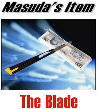 The Blade - magic
