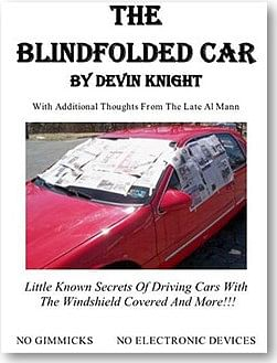 The Blindfolded Car - magic