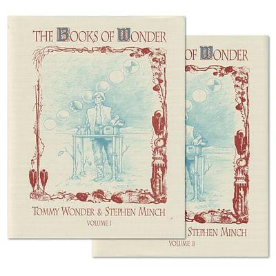 The Books of Wonder 1 & 2 - magic