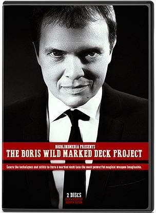 The Boris Wild Marked Deck Project - magic
