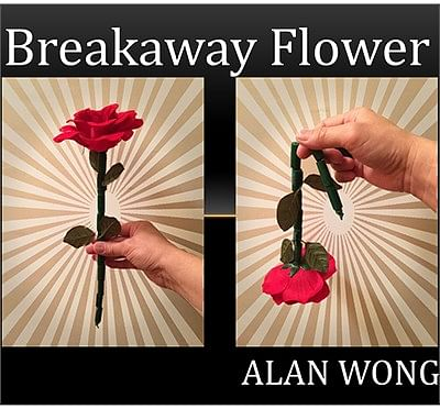 The Breakaway Flower - magic