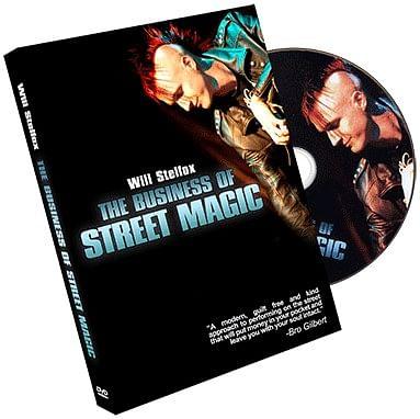 The Business of Street Magic - magic