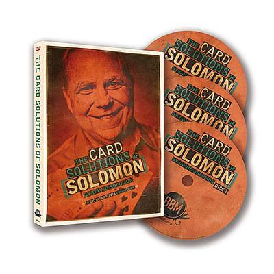 Card Solutions of Solomon - magic