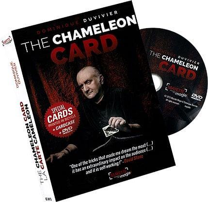 The Chameleon Card - magic